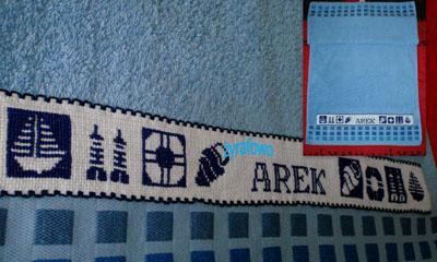 recznik dla Arka 01