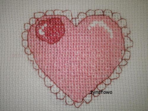 obrus z sercami 07