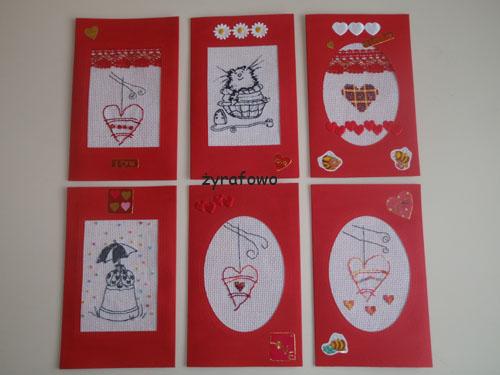 kartki walentynkowe 2010