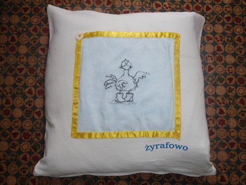 poduszka z kaczka 01
