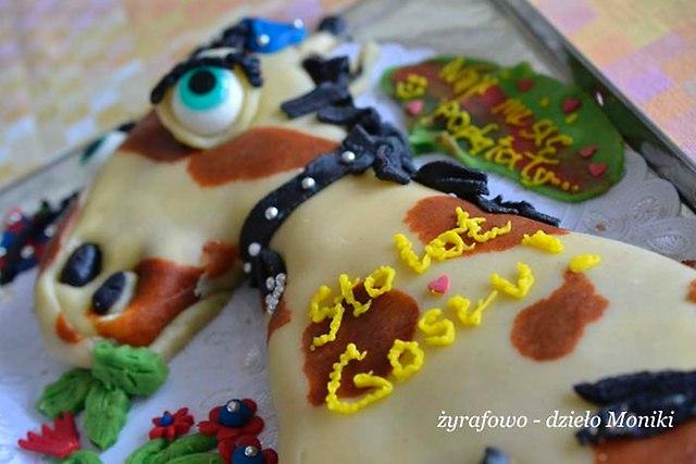 tort żyrafa_14