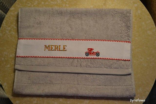 recznik dla Merle
