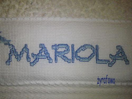 recznik dla Marioli 02