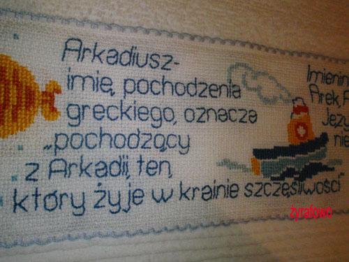 recznik dla Arka 05