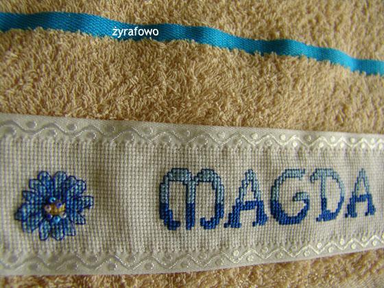 ręcznik dla Magdy_04