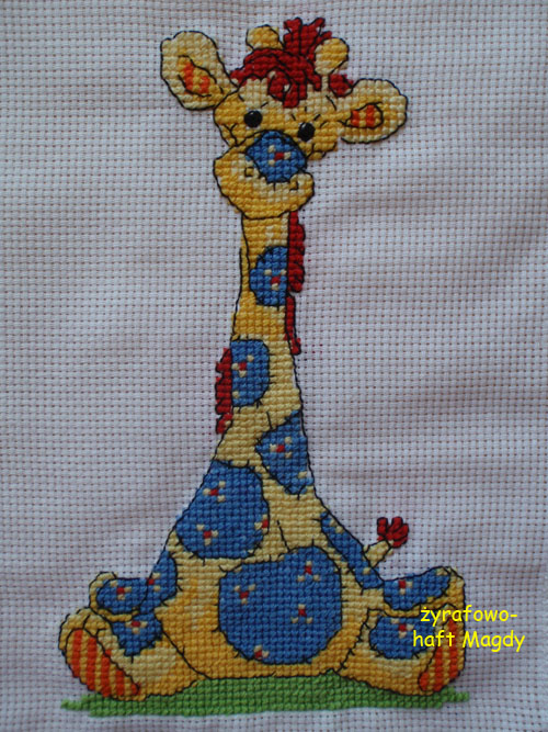 zyrafa Magdy