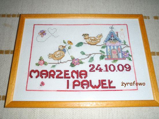 Marzena i Pawel 02