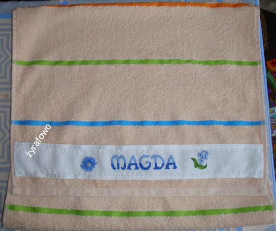 ręcznik dla Magdy_01