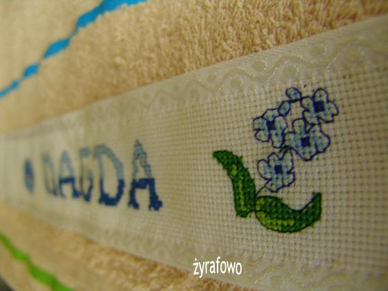 ręcznik dla Magdy_03