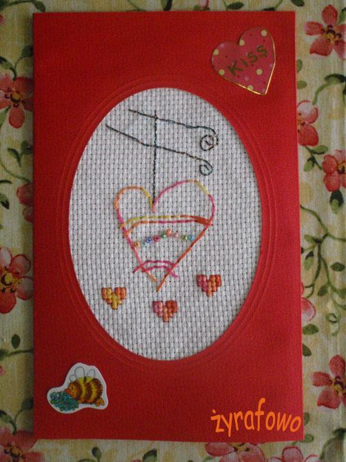 kartka z sercem 06