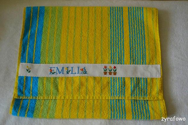 recznik dla Emilki_01