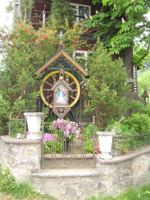Kosarzyska - kapliczka