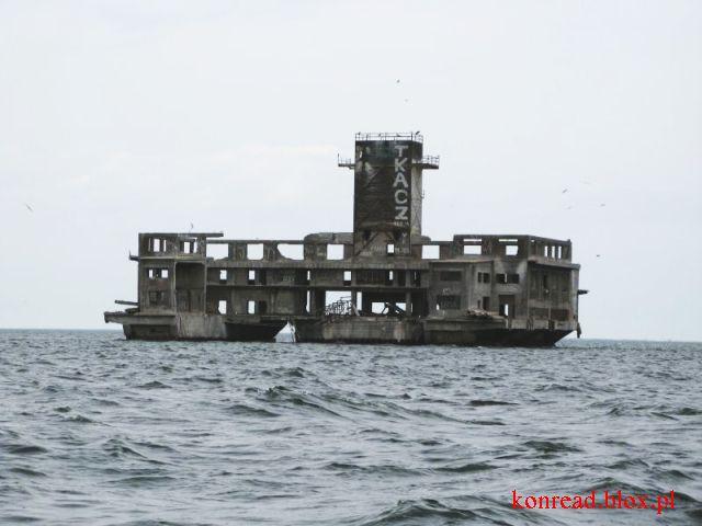 Babie Doły - torpedownia