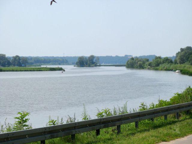 Rzeka Bug - Kania Polska