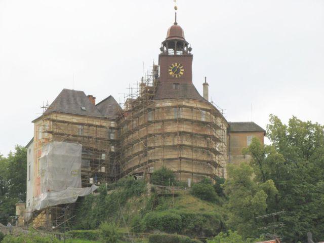 Czechy - Javornik - zamek
