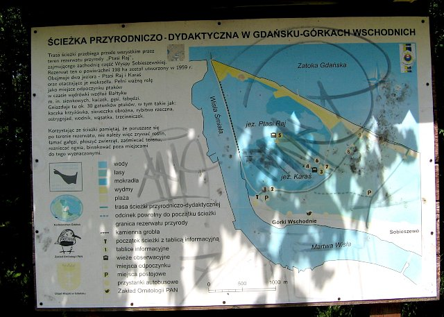 Rezerwat Ptasi Raj