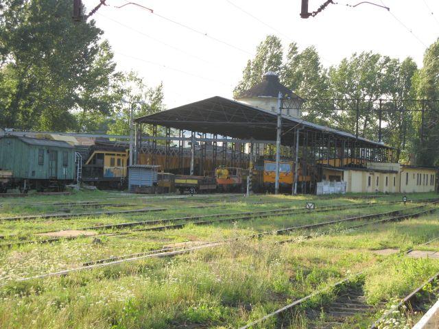 Dworzec Kłodzko Główne i wieża ciśnień