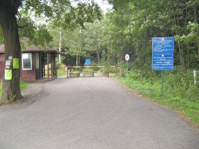 Turystyczne przejście graniczne na Przełęczy Lądeckie