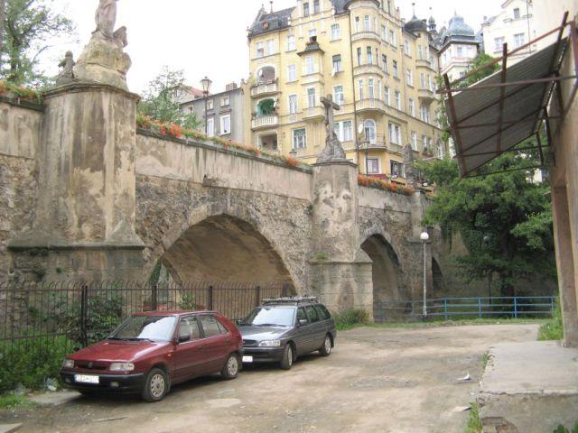 Kłodzko - Most Gotycki
