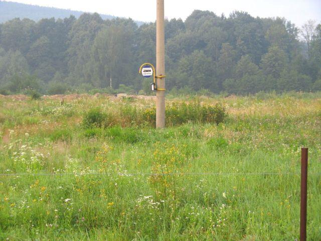 Zastavka - przystanek w szczerym polu