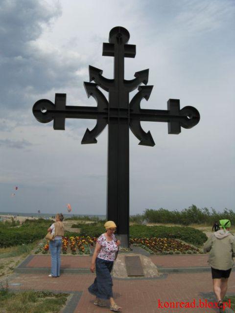Rewa - krzyż