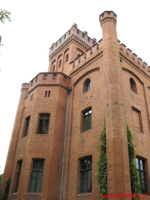 Rzucewo - zamek Jana III Sobieskiego