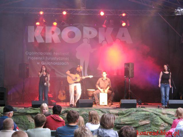 Grupa Na Bani - festiwal KROPKA 2008 - Głuchołazy