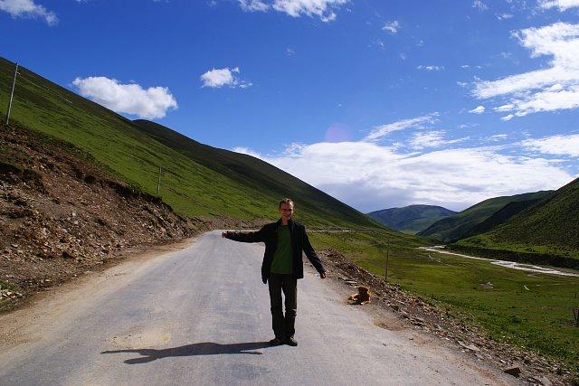 Sichuan - Tibetan Highway