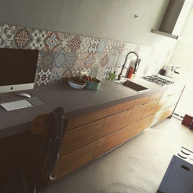 ścienne Płytki Podłogowe W Kuchni Zdjęcia Na Fotoforum