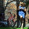 Kazimierz, rower i ja - Polska na rowery