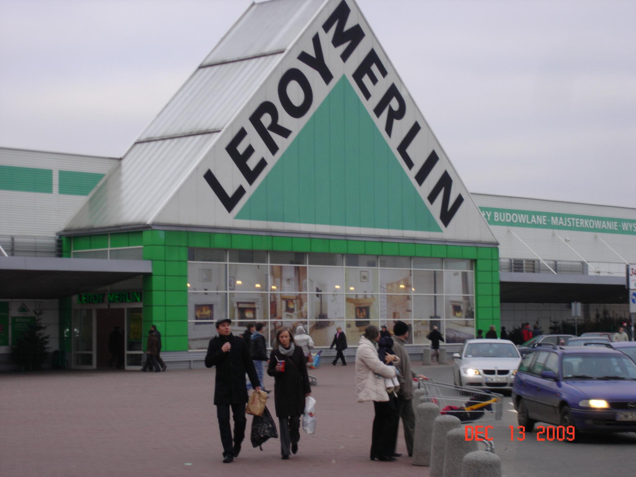 Leroy Merlin Wroclaw Zdjecia Na Fotoforum Gazeta Pl