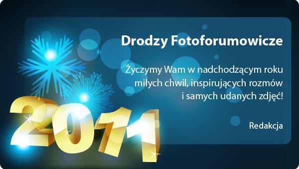 A w nowym roku...?
