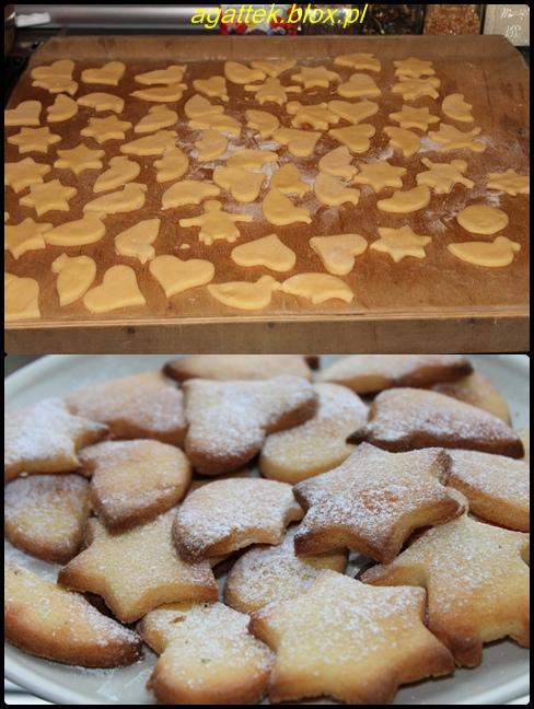 ciasteczka wykrawane
