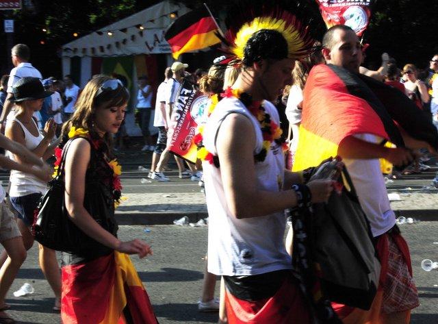 Berlin FIFA fans zone 19