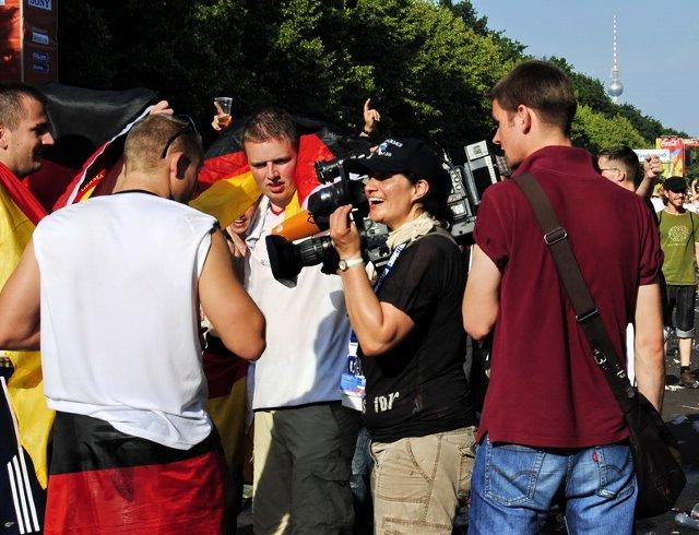 Berlin FIFA fans zone 23