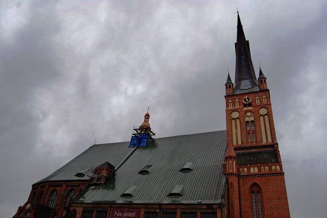 Szczecin - katedra 01