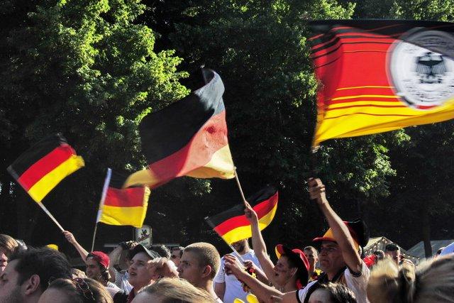 Berlin FIFA fans zone 16