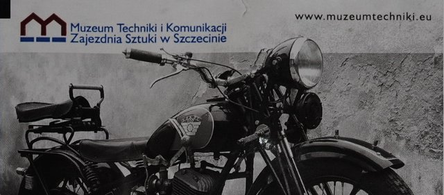 Bilet do Muzeum Techniki