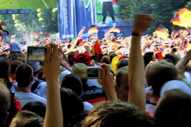 Berlin FIFA fans zone 06