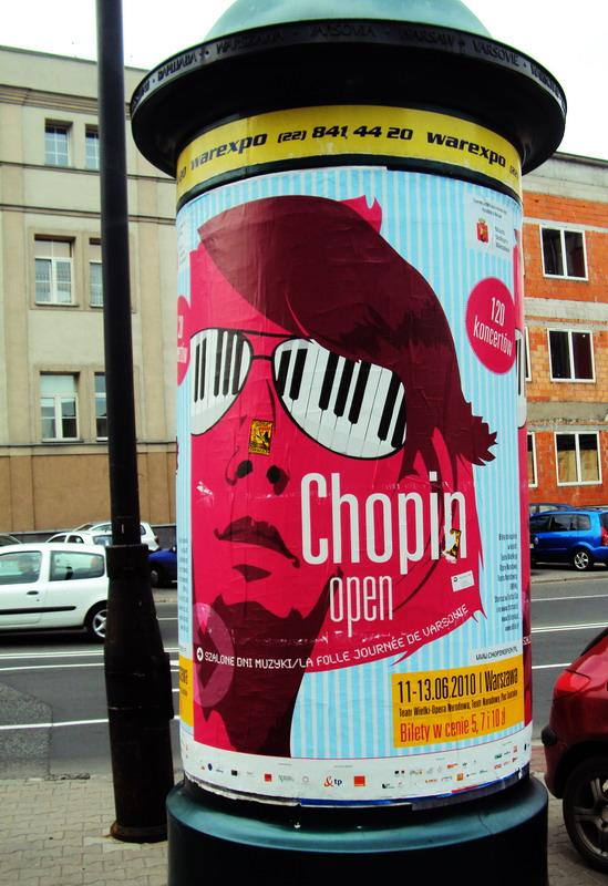 Chopin plakat