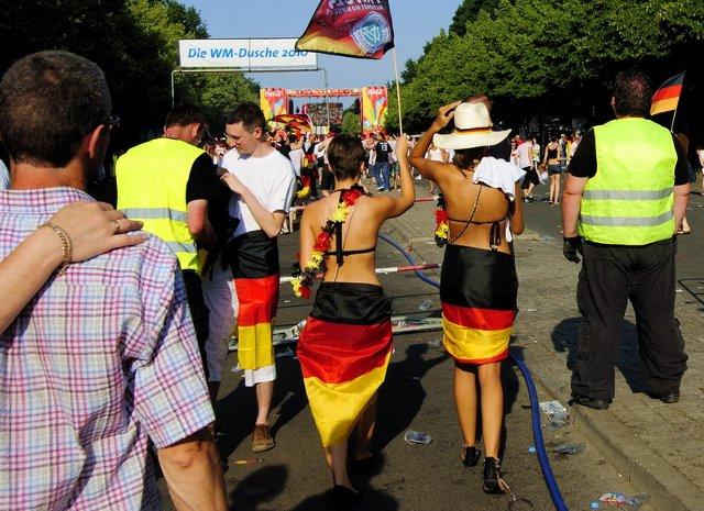 Berlin FIFA fans zone 25