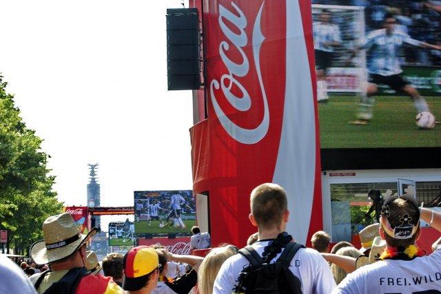 Berlin FIFA fans zone 02