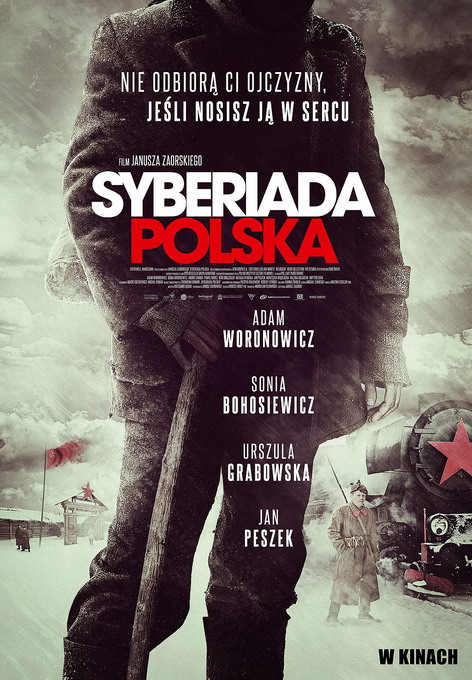 Syberiada polska plakat