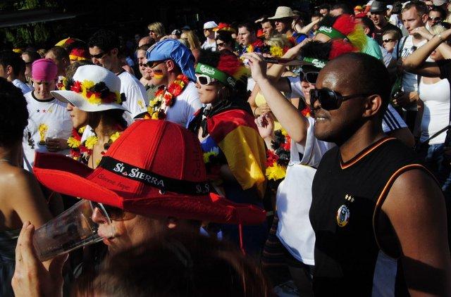 Berlin FIFA fans zone 08