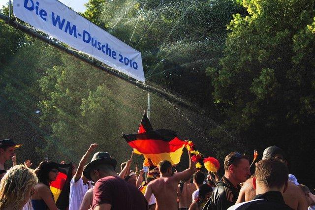 Berlin FIFA fans zone 26