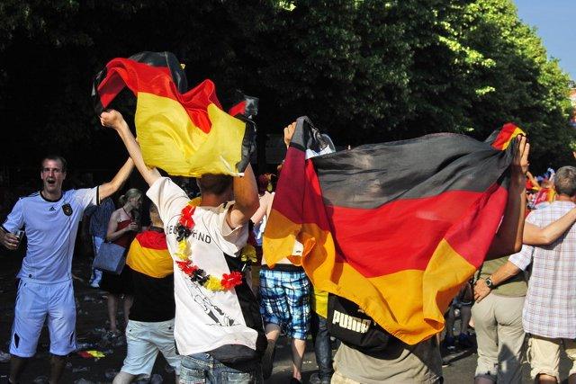 Berlin FIFA fans zone 24