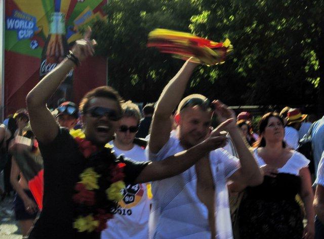 Berlin FIFA fans zone 20