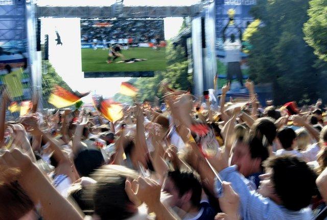 Berlin FIFA fans zone 07