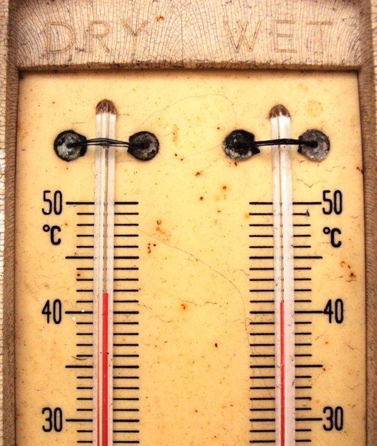 Temperatura w Jiangyin