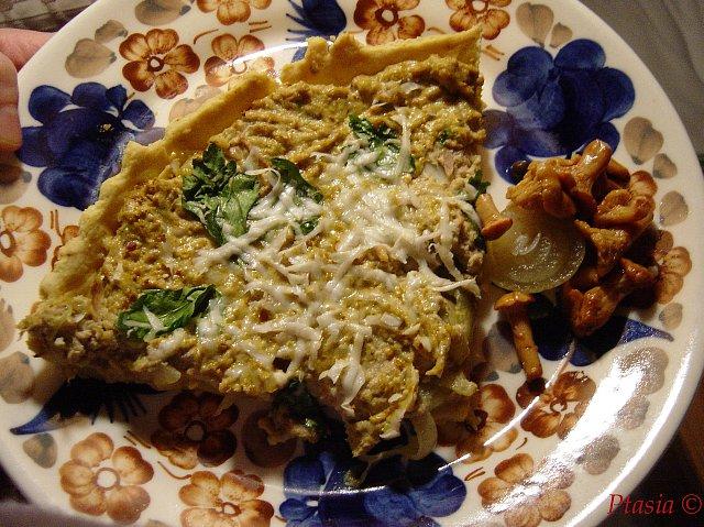 Tarta 3 x curry